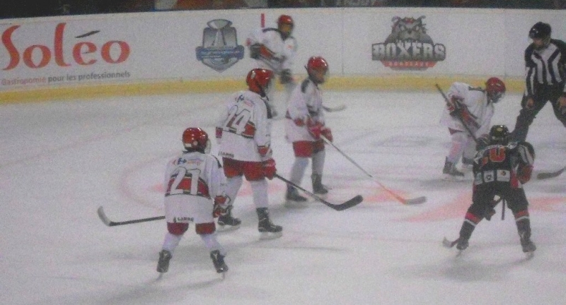Photo hockey Hockey Mineur -  : Bordeaux vs Anglet - Les U15 bordelais empochent leur derby