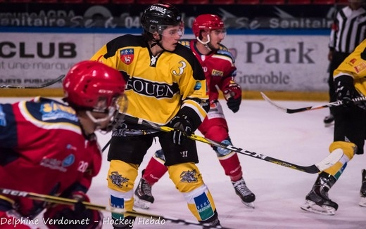 Photo hockey Hockey Mineur -  : Grenoble  vs Rouen II - U20 - Grenoble s