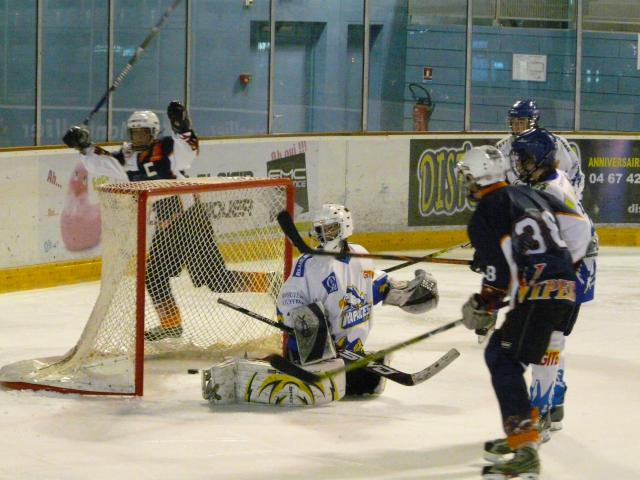 Photo hockey Hockey Mineur - Hockey Mineur - Cadets Ex : Montpellier - Gap