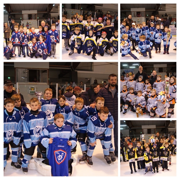 Photo hockey Hockey Mineur - Hockey Mineur : Le Havre (HAC) - Tournoi LH Nicolas Besch