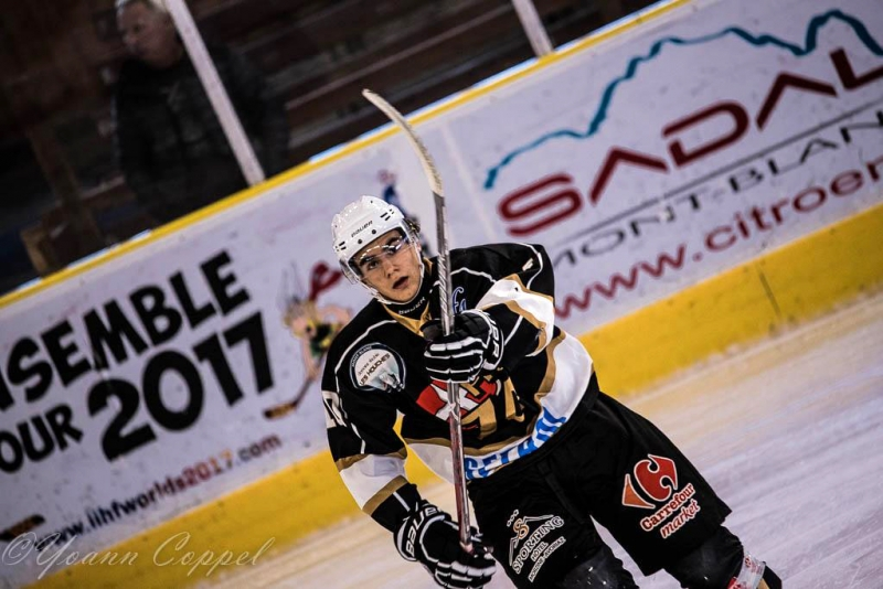 Photo hockey Hockey Mineur - Hockey Mineur - Le HC 74 débute par un succès