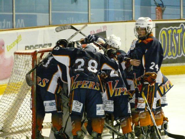 Photo hockey Hockey Mineur - Hockey Mineur : Montpellier  (Les Vipers) - Mineurs Vipers