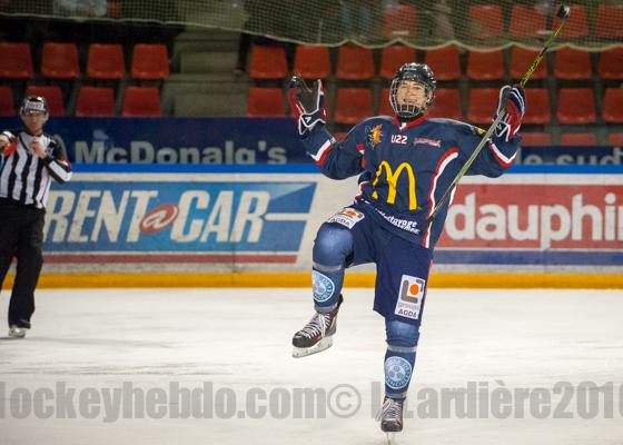 Photo hockey Hockey Mineur - Hockey Mineur - U22 elite  : Grenoble  champion