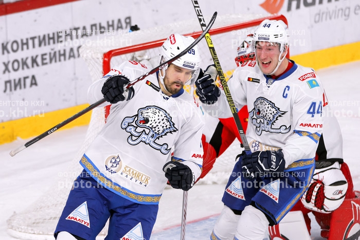 Photo hockey KHL - Kontinental Hockey League - KHL - Kontinental Hockey League - KHL : Bis repetita