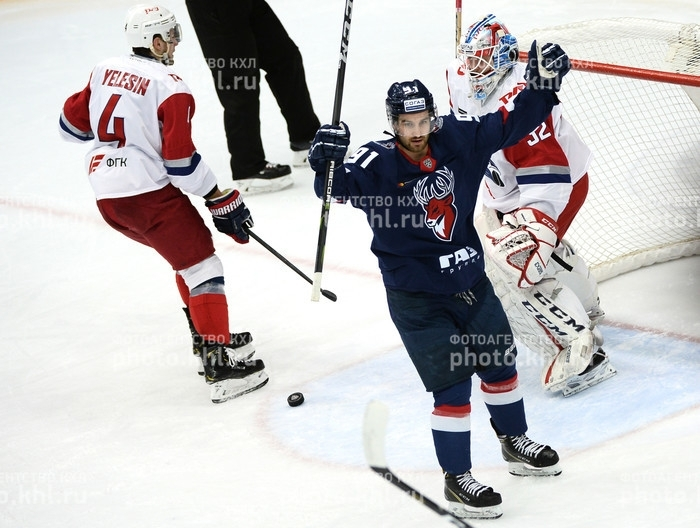 Photo hockey KHL - Kontinental Hockey League - KHL - Kontinental Hockey League - KHL : Fin de séire