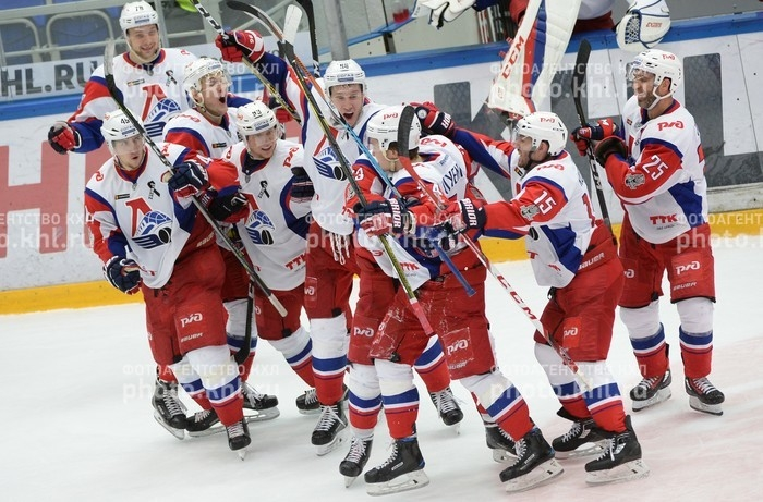 Photo hockey KHL - Kontinental Hockey League - KHL - Kontinental Hockey League - KHL : Historiques Tigres