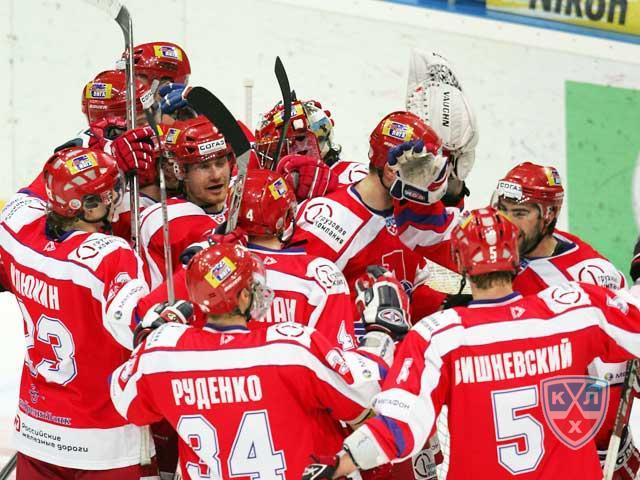 Photo hockey KHL - Kontinental Hockey League - KHL - Kontinental Hockey League - KHL : La grande finale