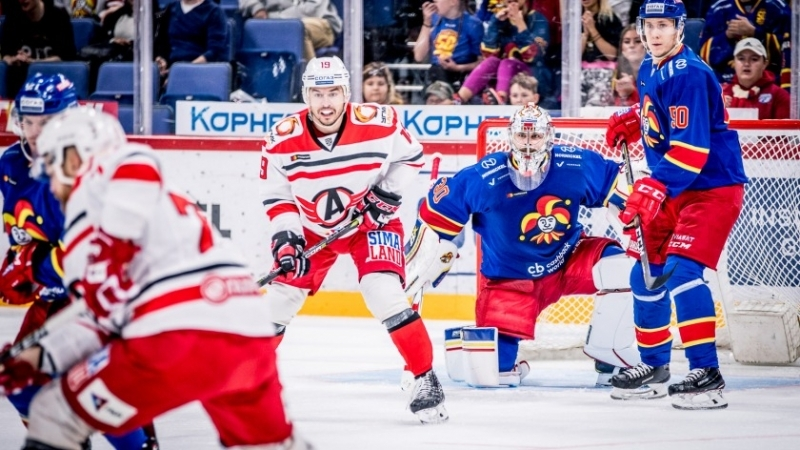 Photo hockey KHL - Kontinental Hockey League - KHL - Kontinental Hockey League - KHL : Le choc des sommets