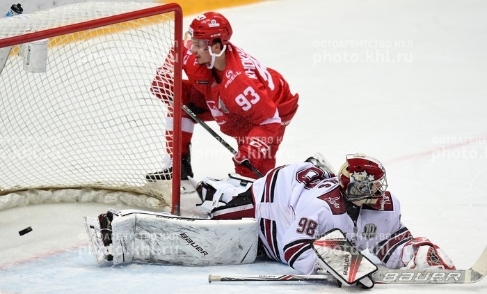Photo hockey KHL - Kontinental Hockey League - KHL - Kontinental Hockey League - KHL : Le peuple uni ne sera jamais vaincu