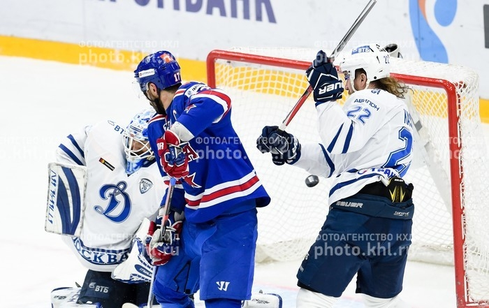 Photo hockey KHL - Kontinental Hockey League - KHL - Kontinental Hockey League - KHL : Le SKA c