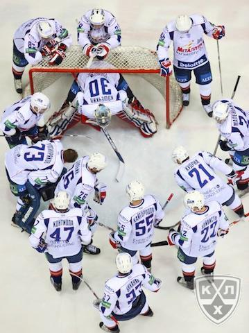 Photo hockey KHL - Kontinental Hockey League - KHL - Kontinental Hockey League - KHL : Les demi-finales de conférence