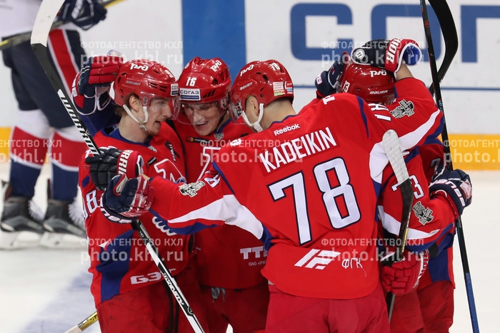 Photo hockey KHL - Kontinental Hockey League - KHL - Kontinental Hockey League - KHL : Les favoris au rendez-vous
