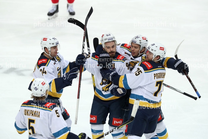 Photo hockey KHL - Kontinental Hockey League - KHL - Kontinental Hockey League - KHL : Solide comme Sotchi