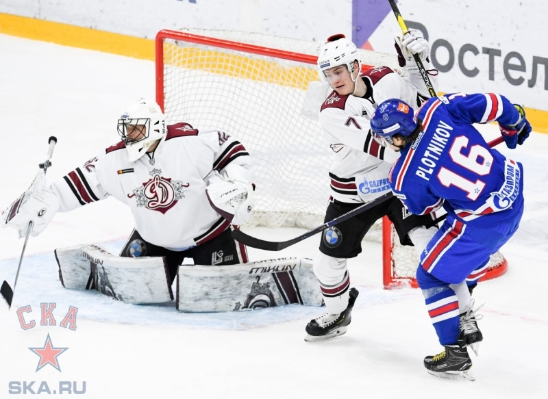 Photo hockey KHL - Kontinental Hockey League - KHL - Kontinental Hockey League - KHL : Surprise hivernale