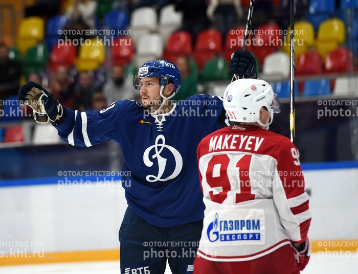 Photo hockey KHL - Kontinental Hockey League - KHL - Kontinental Hockey League - KHL : Un léger mieux