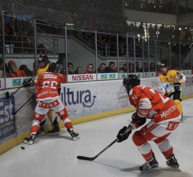 Hockey sur glace ligue magnus ligue magnus 10 me journ e epinal vs st - Etoile noir strasbourg ...