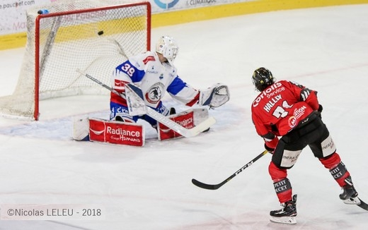Photo hockey Ligue Magnus - Ligue Magnus : 18ème journée : Amiens  vs Lyon - Retour en images