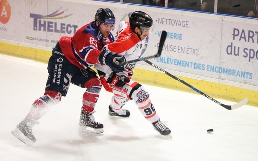Photo hockey Ligue Magnus - Ligue Magnus : 20ème journée : Angers  vs Bordeaux - Angers vs Bordeaux - Reportages Photos et Video