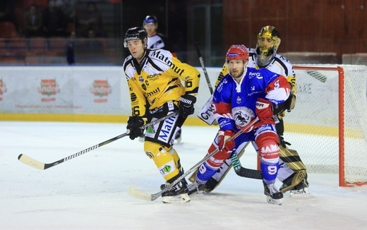 Photo hockey Ligue Magnus - Ligue Magnus : 26ème journée : Lyon vs Rouen - Retour en images