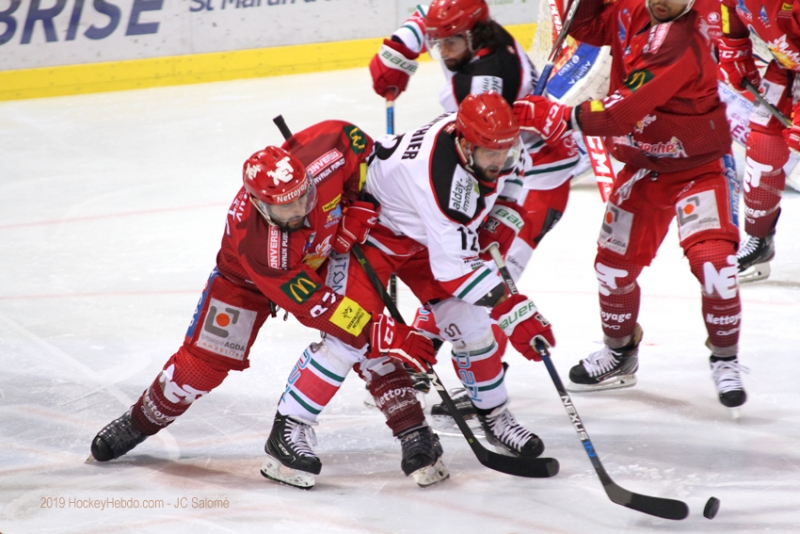 Photo hockey Ligue Magnus - Ligue Magnus : 9ème journée : Grenoble  vs Anglet - Grenoble Anglet: le tarif habituel