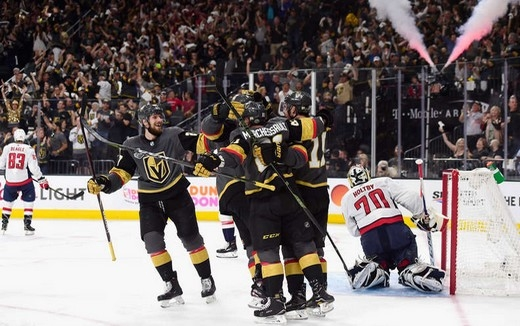 Photo hockey NHL - National Hockey League  - NHL - National Hockey League  - NHL : Las Vegas ouvre le bal