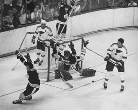 Photo hockey NHL - National Hockey League  - NHL - National Hockey League  - NHL : le « remake » de la finale de 1970