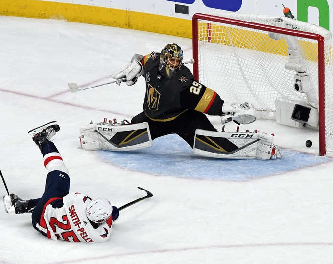 Photo hockey NHL - National Hockey League  - NHL - National Hockey League  - Washington remporte la Coupe Stanley