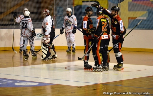 Photo hockey Roller Hockey - Roller Hockey - N1 : Les Griffons solides