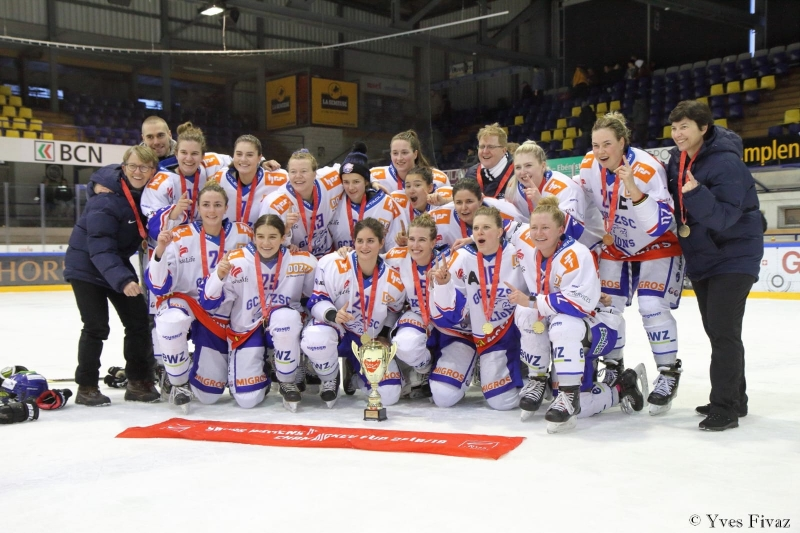 Photo hockey Suisse - Divers - Suisse - Divers - Hockey féminin en Suisse