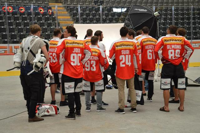 Photo hockey Suisse - Divers - Suisse - Divers - Lancement de la saison Swiss Ice Hockey