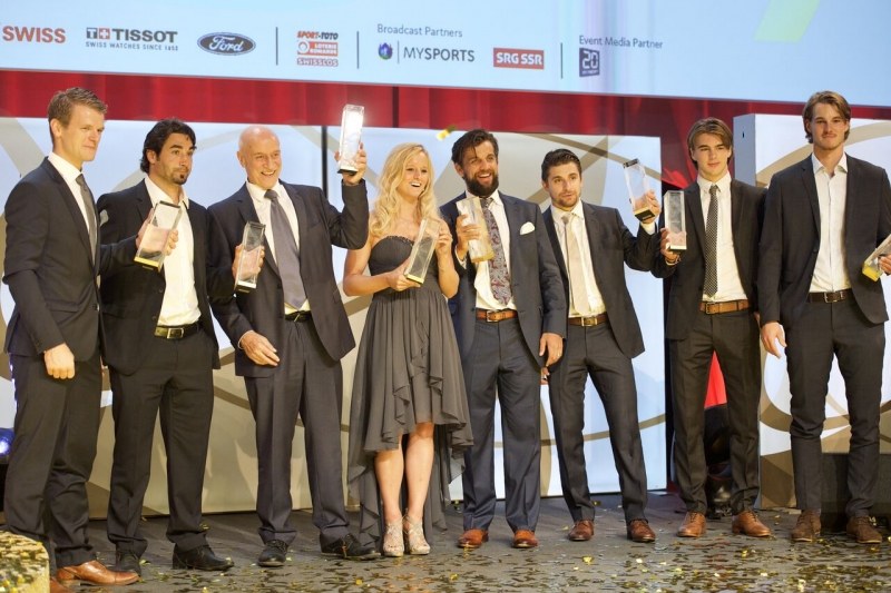 Photo hockey Suisse - Divers - Suisse - Divers - Swiss Ice Hockey Awards 2017