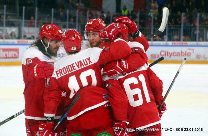 Photo hockey Suisse - National League -  : Lausanne vs Bern - Lausanne s