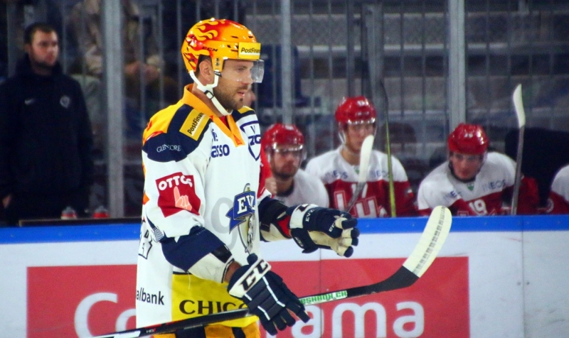 Photo hockey Suisse - National League - Suisse - National League - Suisse : Back in business !