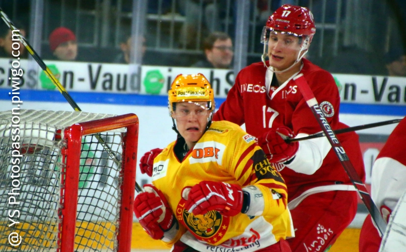 Photo hockey Suisse - National League - Suisse - National League - Suisse: Les choses sérieuses commencent
