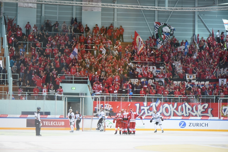 Photo hockey Suisse - Swiss Ice Hockey Cup -  : Rapperswil-Jona vs Fribourg - Rapperswil en quarts !
