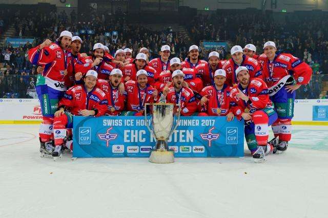 Photo hockey Suisse - Swiss Ice Hockey Cup - Suisse - Swiss Ice Hockey Cup - Swiss Ice Hockey Cup 2016-2017