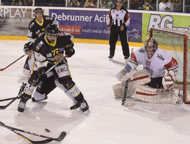 Photo hockey Suisse - Swiss League -  : Ajoie vs Martigny - Martigny n