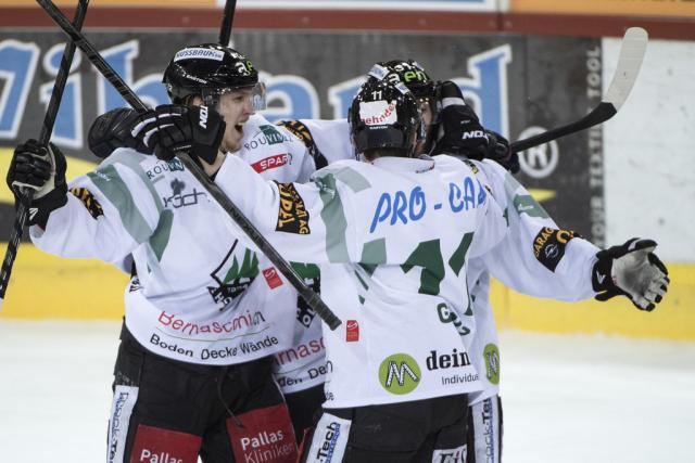 Photo hockey Suisse - Swiss League - Suisse - Swiss League - NLB: Présentation des play-offs