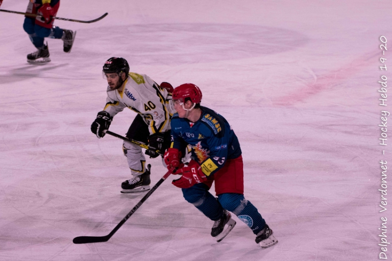 Photo hockey U 20 Elite -  : Grenoble U20 vs Strasbourg U20 - U20 : Grenoble vs Strasbourg