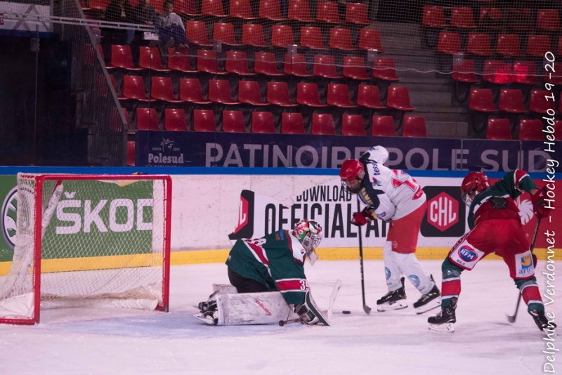 Photo hockey U 20 Elite - U 20 Elite - U20 – Grenoble vs Anglet