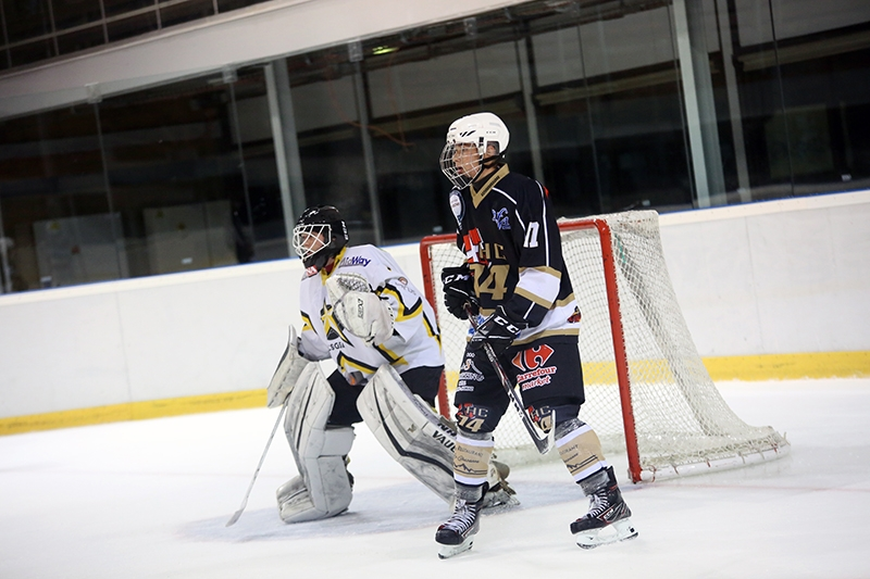 Photo hockey U 20 Elite - U 20 Elite - U20 Elite : Strasbourg s'impose en ouverture