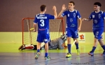 Floorball : Les Dragons grondent
