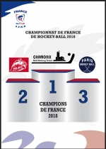 Championnat de France de Hockey Ball 2018