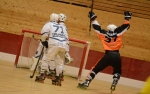 Roller hockey: Des Bloody Tigers victorieux