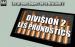 Les Pronos de la D2 - Play Offs - Down