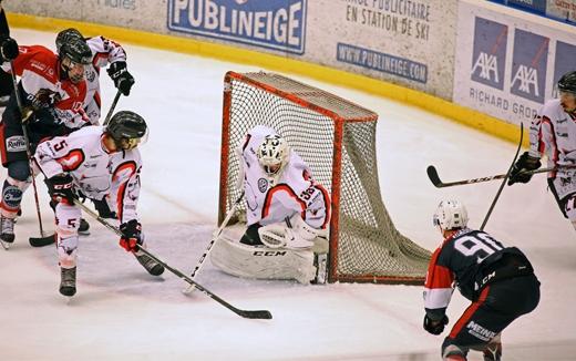 Hockey sur glace : Division 2 - Division 2 : 6ème journée : Morzine-Avoriaz vs Toulouse-Blagnac - Sereins Pingouins ! | Hockey Hebdo - hockeyhebdo Toute l'actualité du hockey sur glace