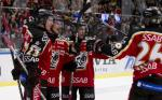 Elitserien : Place aux play off