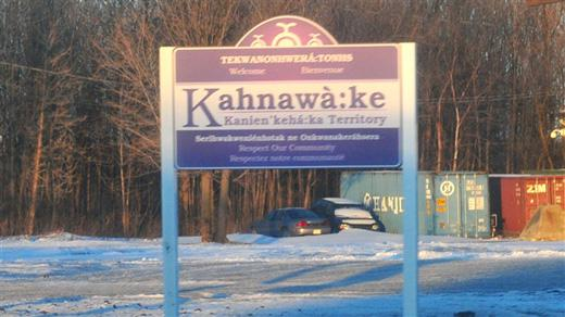 The Mohawk Territory of Kahnawake: A Sovereign Nation