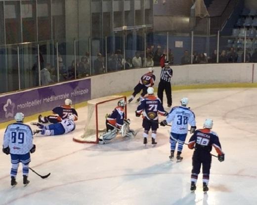 Hockey sur glace coupe de france coupe de france 1er tour montpellier vs marseille les - Coupe de france 1er tour ...