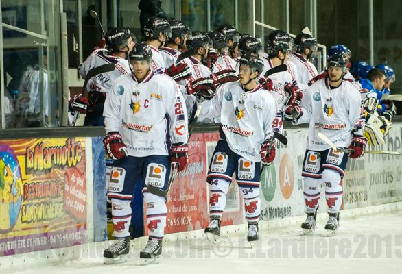 Hockey sur glace coupe de france coupe de france 1 16 mes de finale villard de lans vs - Final coupe de france hockey 2015 ...